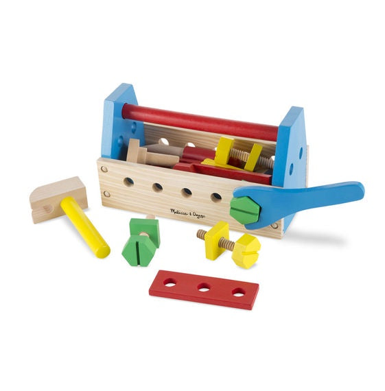 Take-Along Tool Kit Wooden Toy Melissa & Doug
