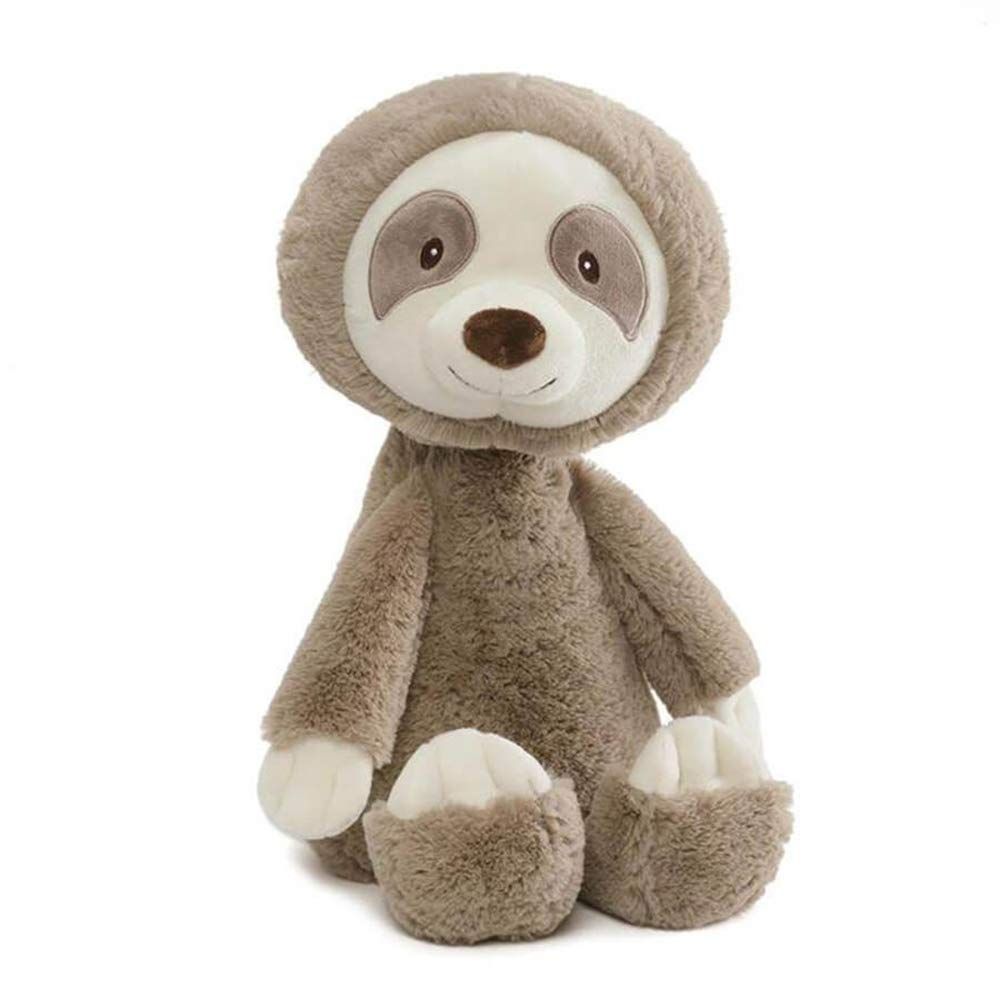 GUND Baby Baby Toothpick Sloth Stuffed Animal Plush Toy, Taupe 16