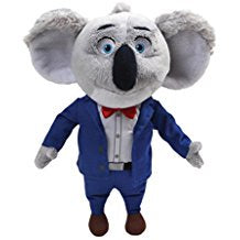 GUND Sing Buster Moon Koala Stuffed Animal Plush, 12