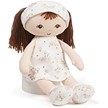 Little Me Doll Brunette, 13