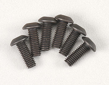 2576 3 X 8MM BUTTON HEX SCREW (6) (PART# TRA2576)