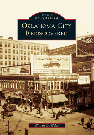 Images of America - Oklahoma City Rediscovered
