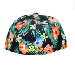 L-Wing Floral Fitted - leaders1354