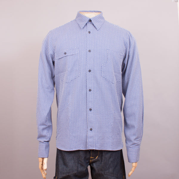 Mohawk Check Work Shirt - J. Cosmo Menswear