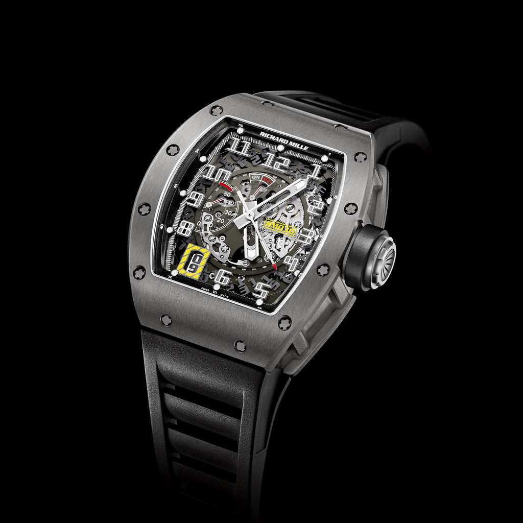 RM 030 Declutchable Rotor - Richard Mille