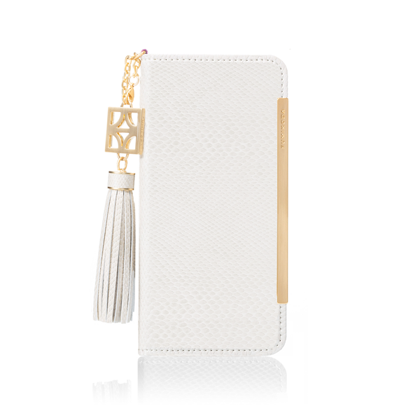 SHERYL: Smart phone Case Plus (IV_WH)