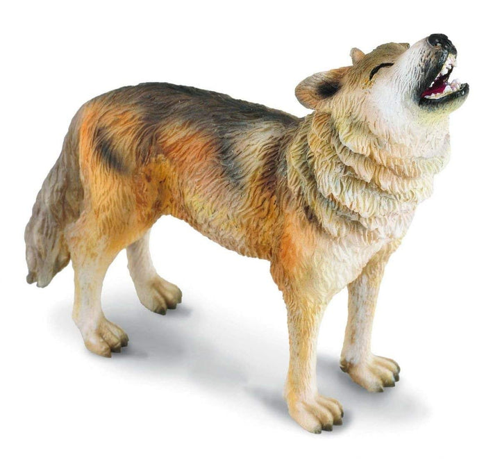 Reeves Collecta Timer Wolf Howling