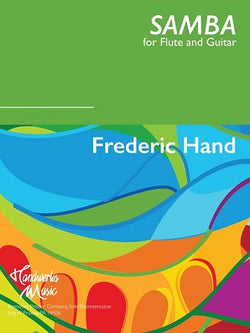Hand , F - Samba for Flute and Guitar