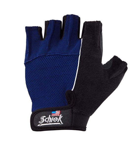 510 Schiek Cross Training and Fitness Gloves Left Top