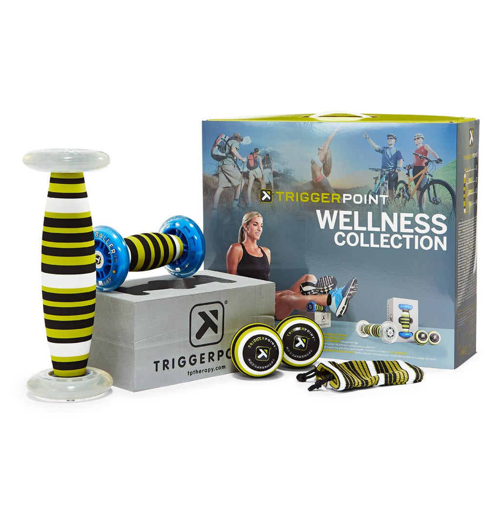 TPT3WELKIT00000 TriggerPoint Wellness Collection Kit Set