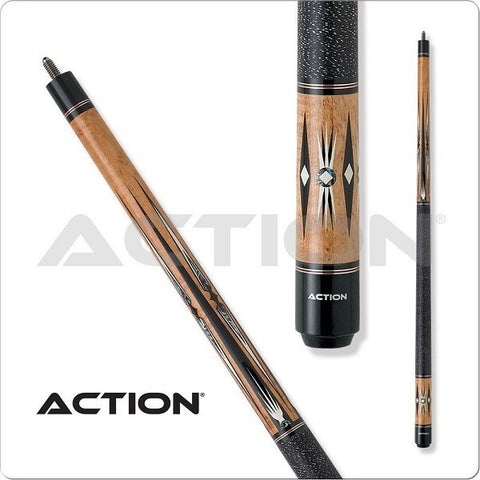 Action Pool Cues - Exotic Series - ACT54 - Action Billiards - absolute cues