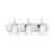 HOMESTEAD wall lamp Chrome 3x100W 120V