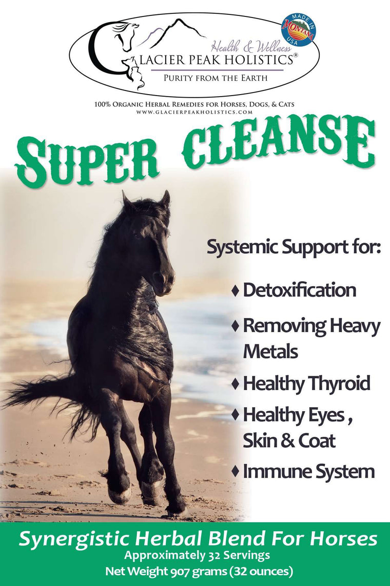 Super Cleanse 2# Horse Pouch