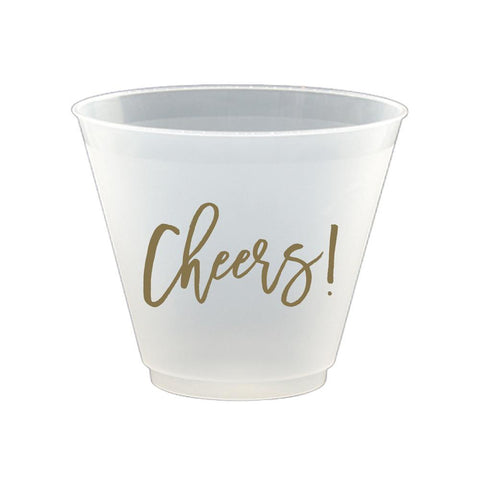 Cheers Frost Flex Wine Glasses-Palm & Pine Party Co.