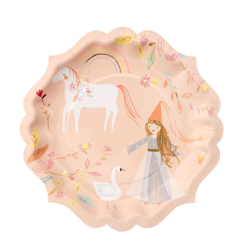 Magical Princess Plates - Large