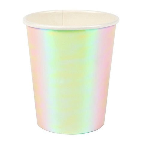Iridescent Party Cup-Palm & Pine Party Co.