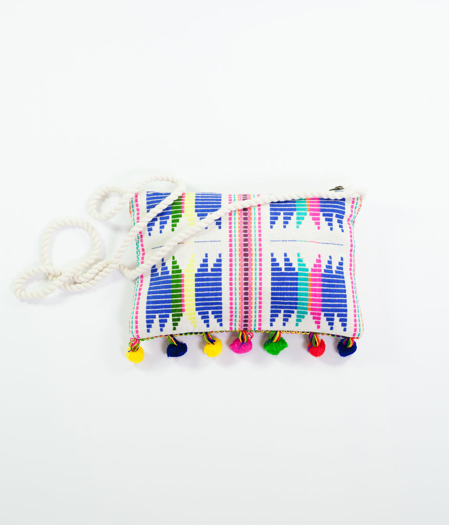 Carnaval mini shoulder bag