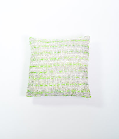 Natural thread cushion