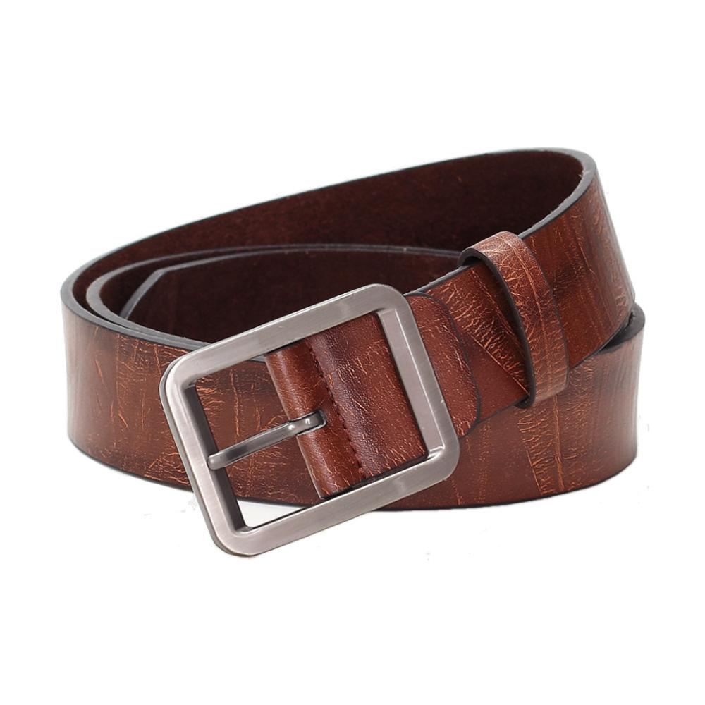 "Tim and Ted's Vegan Vegetarian Faux Leather Belt (From 30"" to 46"")"