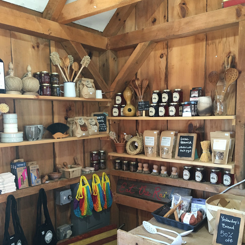 Brook Farm General Store Summer Pop Up at Share the Harvest Farm Stand East Hampton