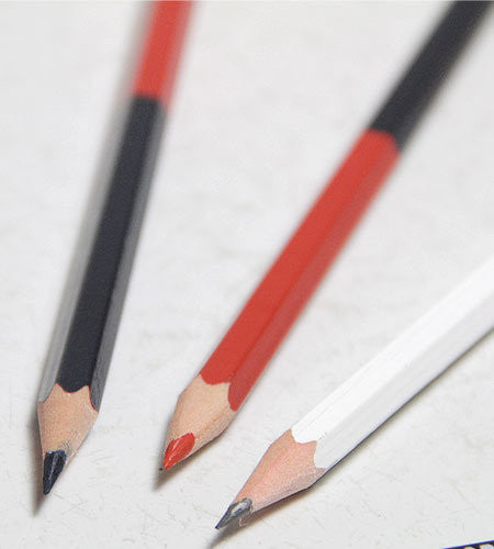 6 Tourne Pencils - No.2 Writer