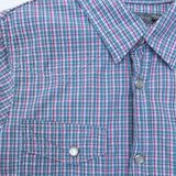Bonpoint Boys Checked Shirt with Buttons