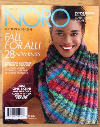 Noro Magazine Fall/Winter 2018