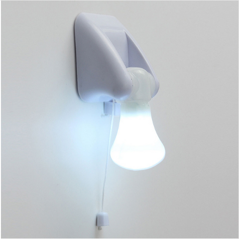 Wire LED Bulb Portable Cabinet Lamp
