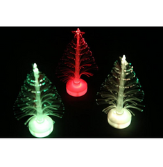Xmas Tree Color Changing LED Light Lamp
