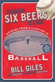 Pouring Six Beers at a Time: And Other Stories from a Lifetime in Baseball-gifts-books-Shop Denison