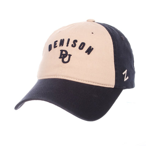 Zephyr Washed Twill Hat-hats-baseball-Shop Denison