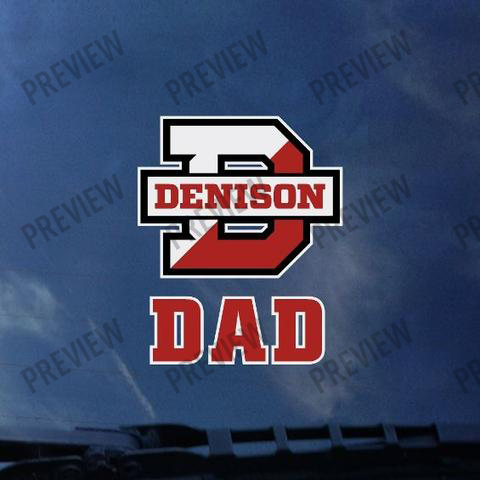 Decal: Dad-gifts-decals-Shop Denison