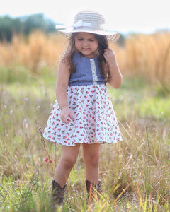 Country Rose Dress