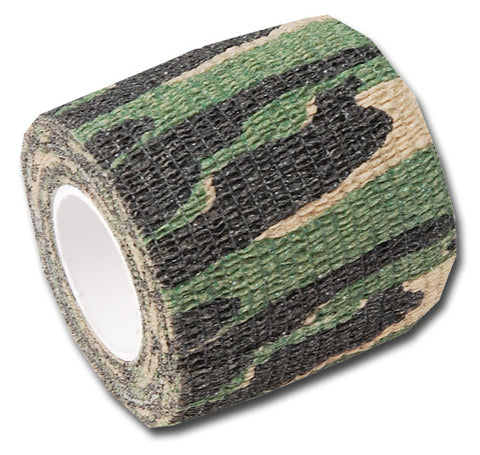 TACTICAL CAMO WRAP - WOODLAND