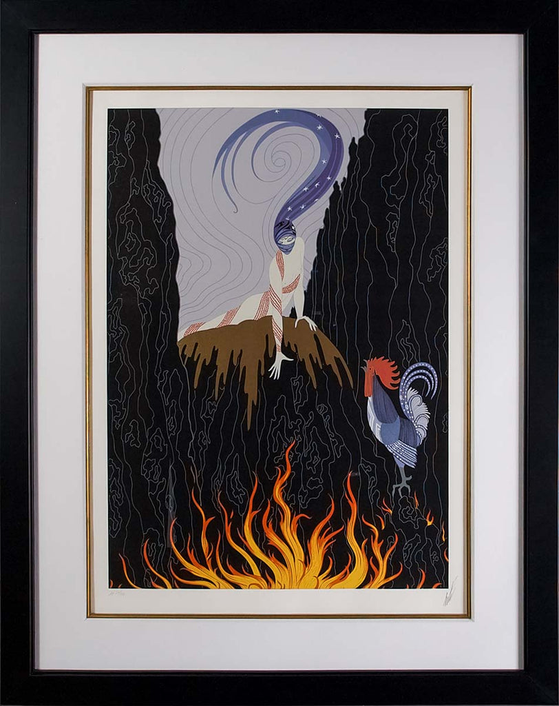 erte_french_rooster