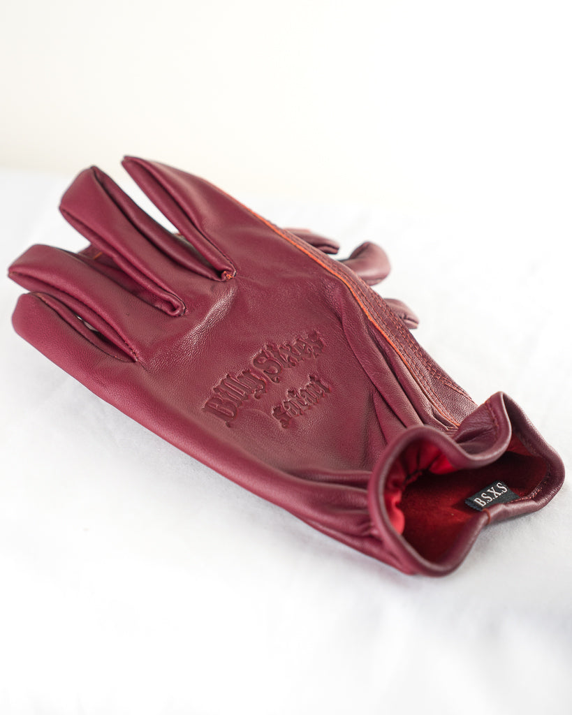 Classic Leather Glove - Ox Blood