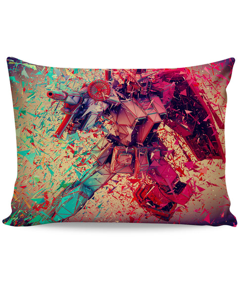 3D Transformers Pillow Case