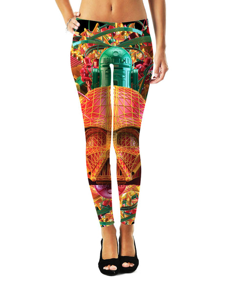 Digital Empire Leggings