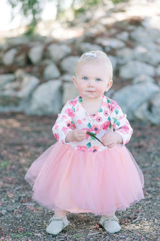 Quinny Tulle Dress