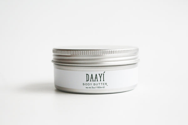 Daayí Body Butter - The Great Canadian Hemp Company