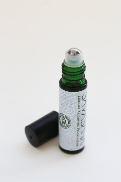 Savasana Meditation Roller - The Great Canadian Hemp Company