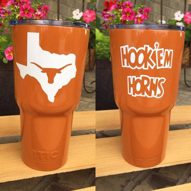Burnt Orange Texas Orange Powder Coating Paint 1 LB - Powder Coating Paint