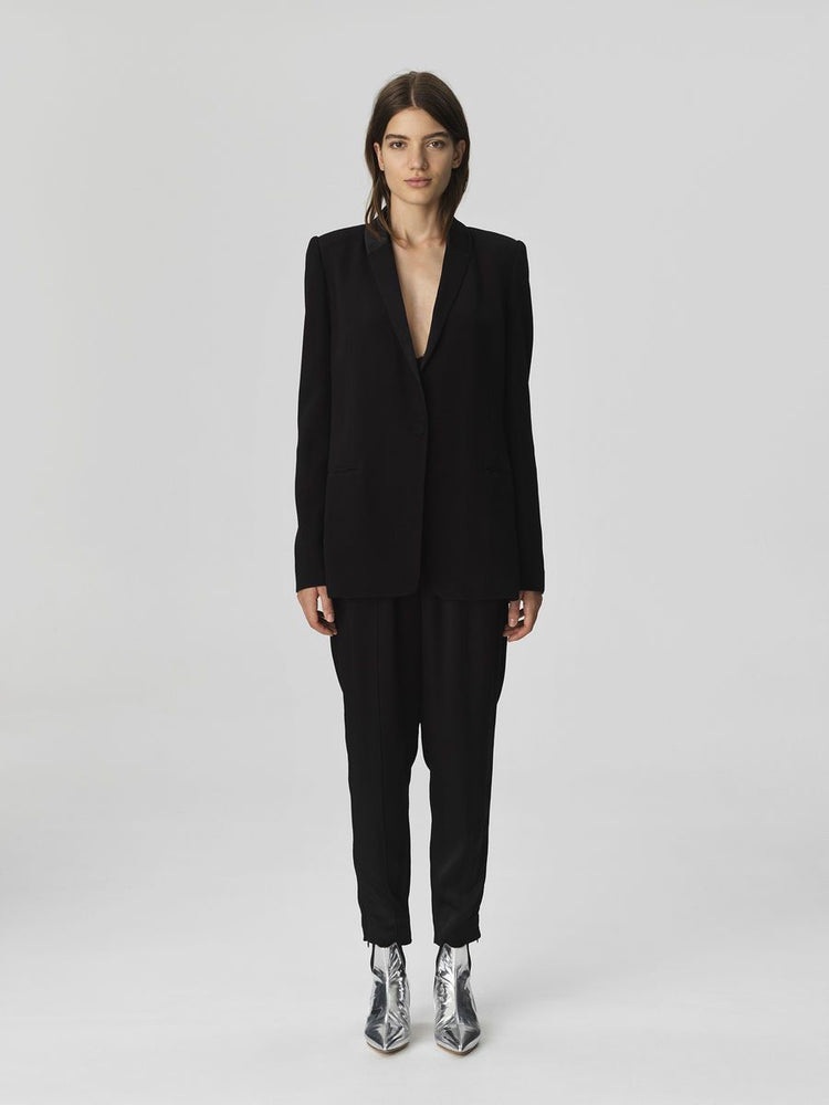 BY MALENE BIRGER IETOS SORT BUKSE