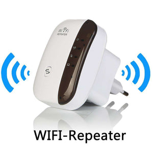 Wireless Routers - WiFi Repeater - Improve Wireless Coverage In All WLAN Networks