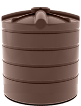 3300L Round Water Tank
