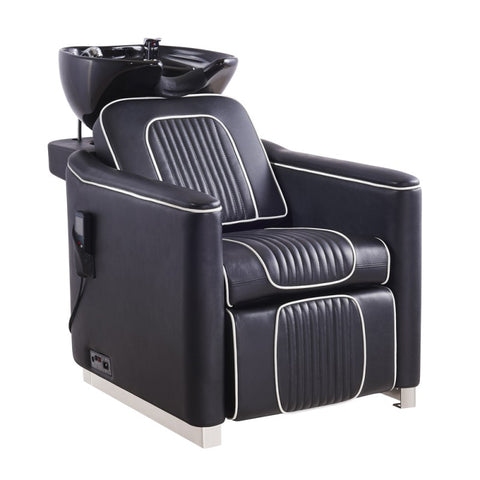 Dream In Reality DIR Alpine Shampoo & Backwash Unit with Back, Seat & Legrest Massage Shampoo & Backwash Unit - ChairsThatGive