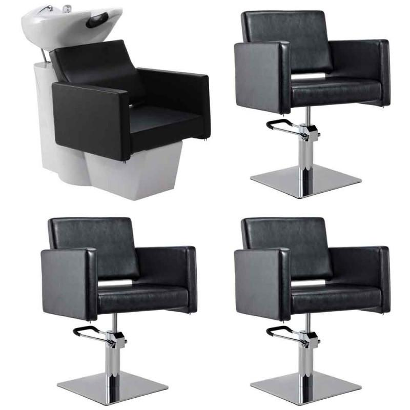 Dream In Reality DIR Silenzio + 3x Scatolina Salon Package Hair Salon Package - ChairsThatGive