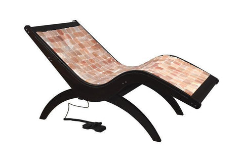 Touch America Touch America Atlas Flex-Block™ Halotherapy Himalayan Salt Zero-Gravity Lounger Halotherapy - ChairsThatGive