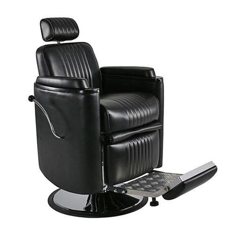 Keller International Keller International Barrel Barber Chair Barber Chairs - ChairsThatGive