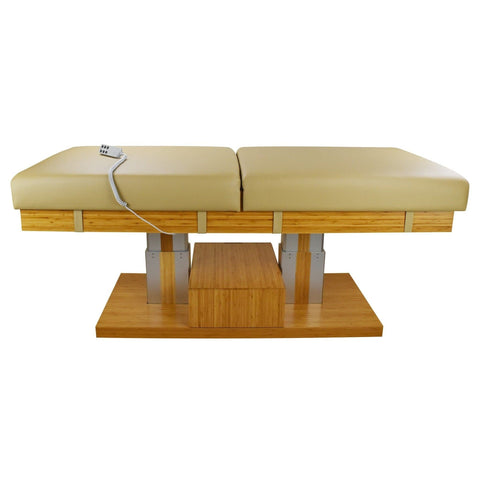 Touch America Touch America Atlas Flex-Block™ Halotherapy Himalayan Salt Table Halotherapy - ChairsThatGive